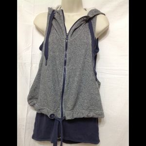 Women's sz Medium ADIDAS BY STELLA MCCARTNEY vest